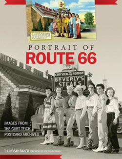 Cover of Portrait of Route 66